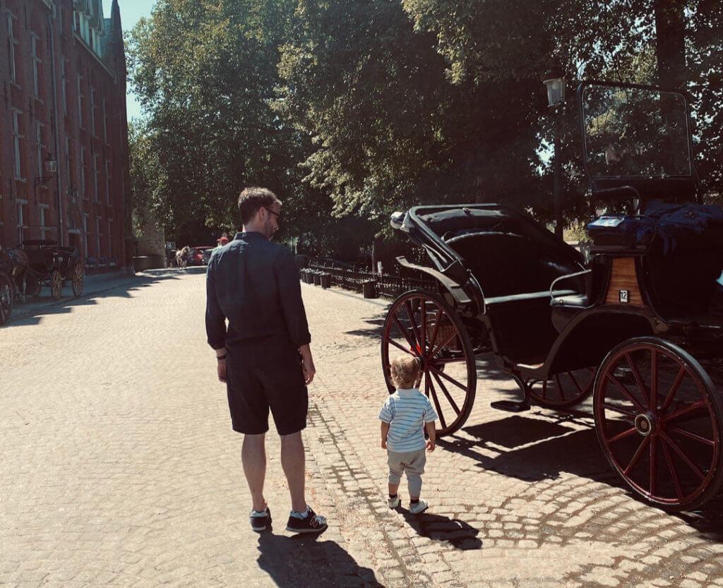Bruegge mit Kleinkind: eine sehr gute Idee!