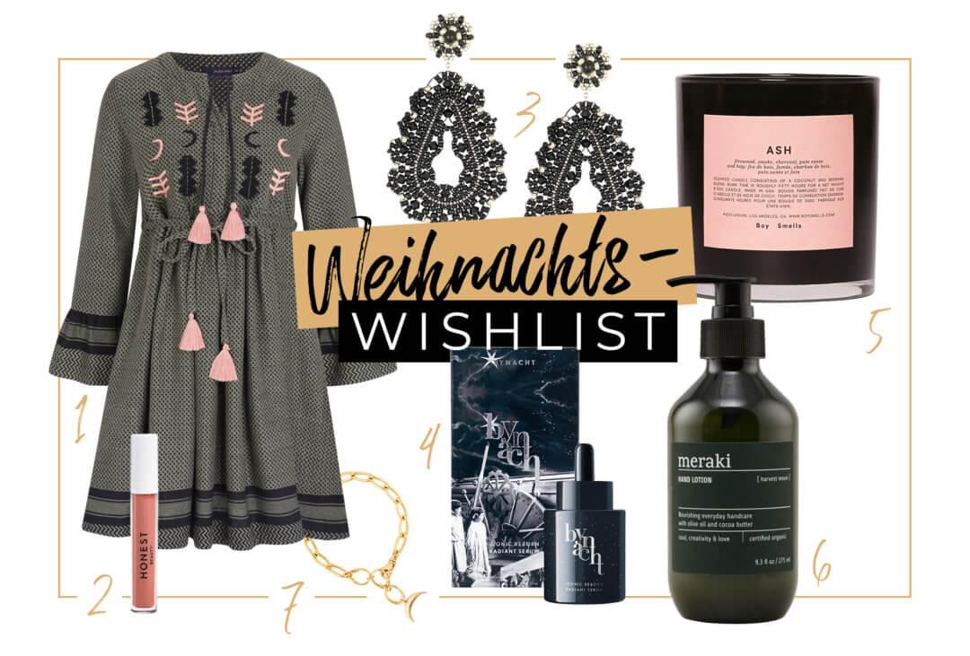 Wishlist Weihnachten