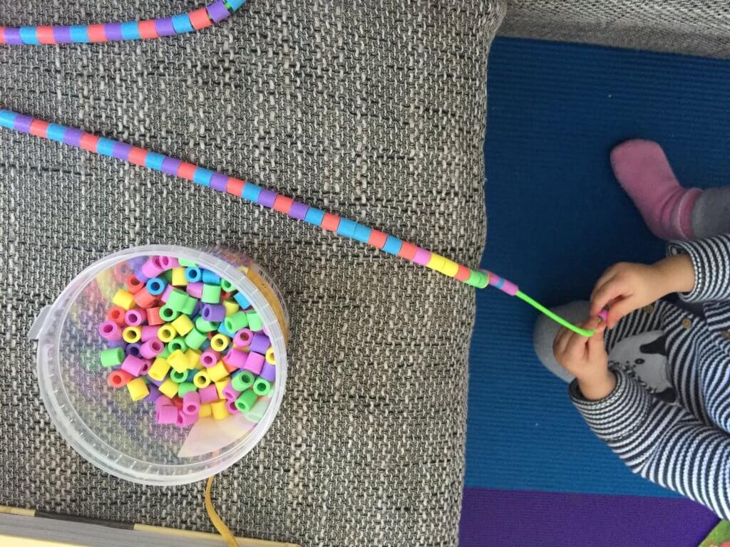 Bügelperlen - Beschäftigung Kinder Lockdown