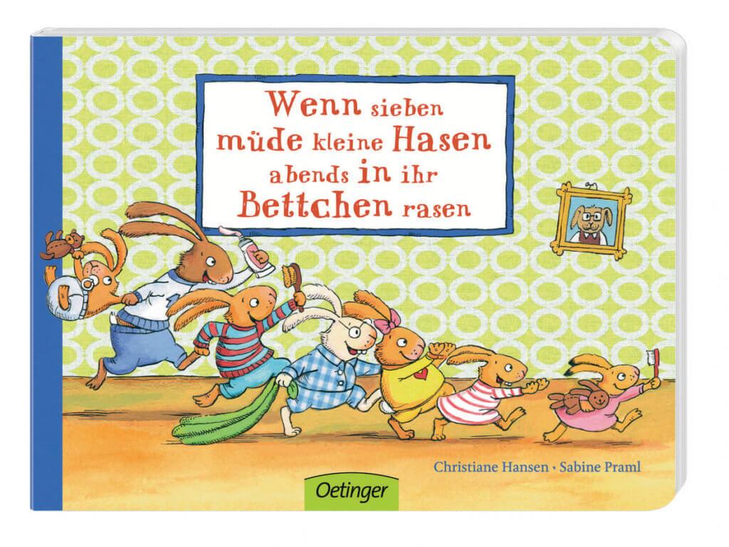 Wenn sieben kleine Hasen....