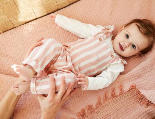 GOTS-zertifizierte Babymode