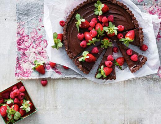 Schoko-Mousse-Torte